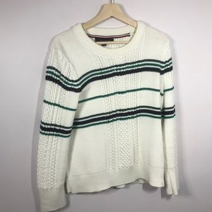 Tommy Hilfiger Long Sleeve Crew Neck Sweater